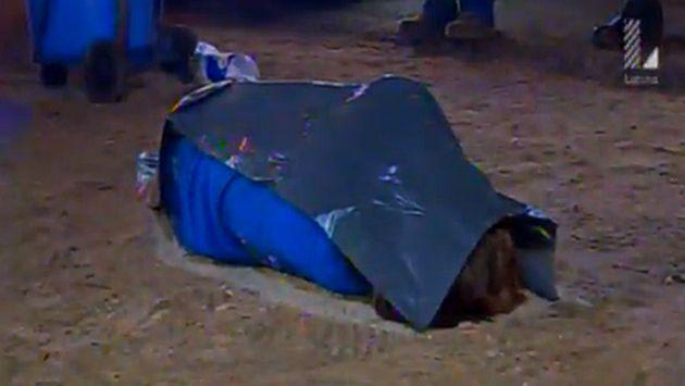 San Juan de Lurigancho: Conductor se dio a la fuga tras atropellar y matar a trabajadora de limpieza. (Latina)