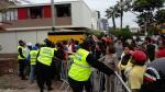 Magdalena: Culminó tala de árboles pese a protesta de vecinos [Fotos y video] - Noticias de francis allison