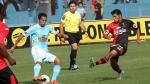 Sporting Cristal empató 2-2 con Melgar y lidera la tabla del Torneo Clausura - Noticias de cesar pereyra