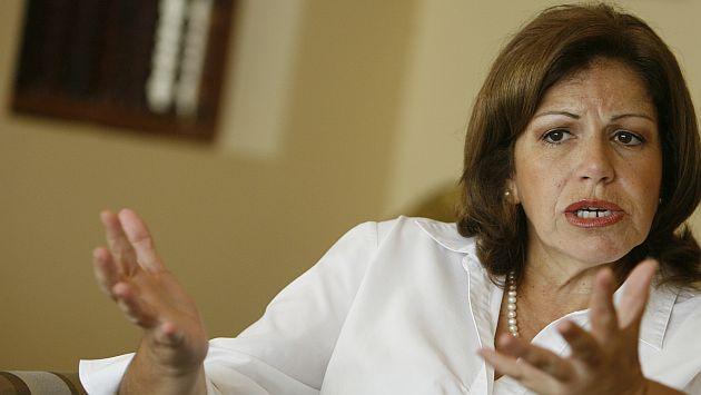 "Lourdes Flores a Raúl Castro: ""Ningún sinvergüenza va a manchar al PPC"""