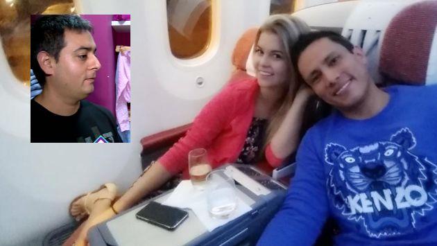 Brunella Horna no recibirá bendición de su padre si se casa con Renzo Costa. (USI)