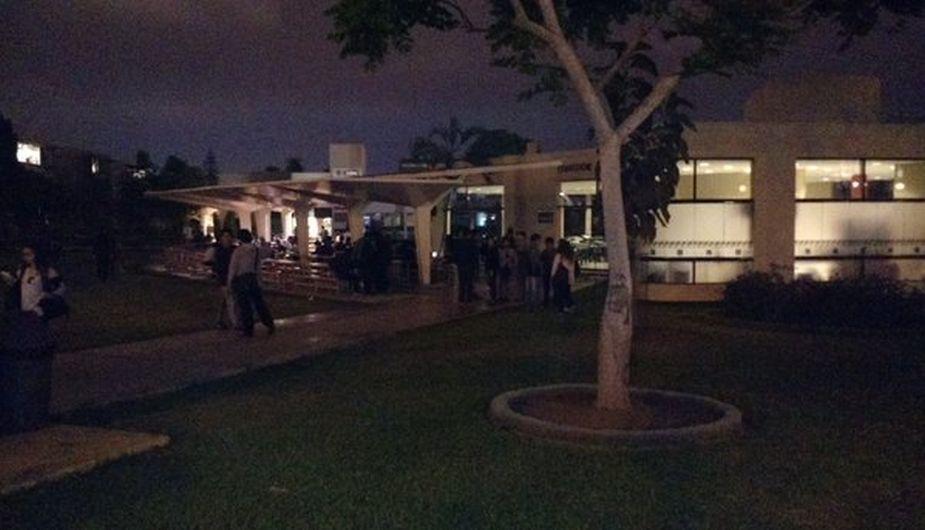 PUCP: Asaltaron a mano armada Comedor Central de la universidad Católica