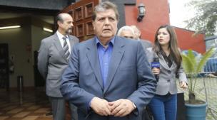 Alan García sobre César Acuña: