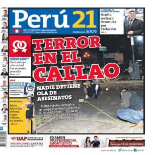 Terror en el Callao
