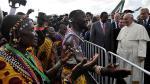 Papa Francisco inicia en Kenia su primera gira por África [Fotos] - Noticias de nairobi