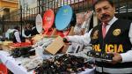 Santa Anita: Sujeto captaba ilegalmente señal de 380 canales nacionales e internacionales. (Andina)