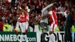 Independiente Santa Fe disputará la final de la Copa Sudamerican tras eliminar al Sportivo Luqueño. (EFE)