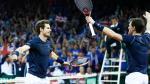 Gran Bretaña se acerca al título de la Copa Davis. (EFE)