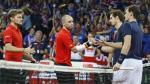 Copa Davis: Gran Bretaña le saca ventaja a Bélgica de la mano de los hermanos Murray [Fotos y videos] - Noticias de steve john