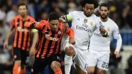 Real Madrid vs. Shakhtar Donetsk: Hora, canal y alineaciones del partido por Champions League. (USI)