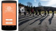 Conoce 'Refoodgee', la aplicación que invita a comer a los refugiados en Berlín. (huffington post)