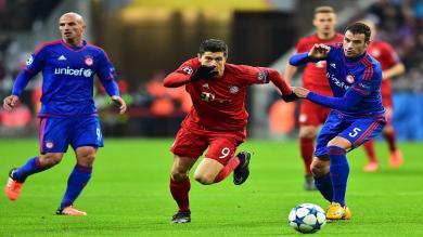 Bayern Munich se impuso 4-0 ante Olympiakos y avanzó a octavos de final de la Champions League