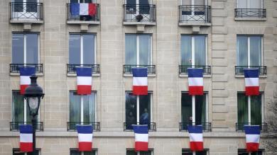 Francia: Hollande prometió destruir al Estado Islámico en homenaje a víctimas de atentados en París [Fotos]