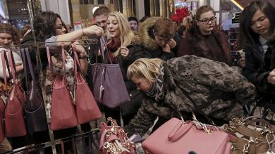 'Black Friday': Así se vive el 'día más barato del año' en Estados Unidos [Fotos y videos]
