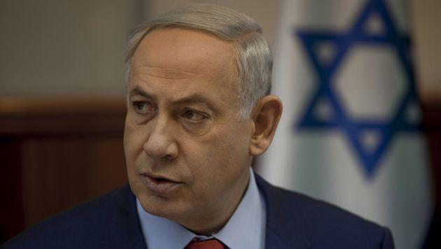 Responde. Netanyahu suspende proceso de paz con Palestina. (Reuters)