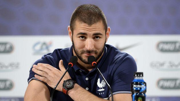 Todo se va complicando para Karim Benzema. (AFP)