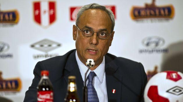 Manuel Burga es investigado por un caso de corrupción. (AFP)