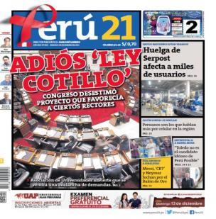 Adiós 'Ley Cotillo'