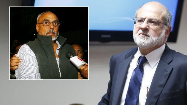 Daniel Abugattás acusó a Manuel Burga de tumbarse procesos en el Ministerio Público con leguleyadas. (USI)