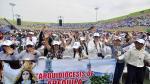 Sacerdotes extranjeros asesinados por Sendero Luminoso fueron beatificados en Chimbote [Fotos] - Noticias de diego garcia sayan