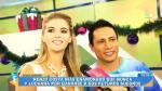Brunella Horna y Renzo Costa viajarán de 'luna de miel' a Dubái [Video] - Noticias de empresa horna