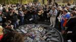 John Lennon: Nueva York lo recuerda 35 años después de su muerte [Fotos] - Noticias de mark chapman