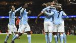 Manchester City aseguró su primer puesto en fases de grupo de la Champions League - Noticias de fernando llorente