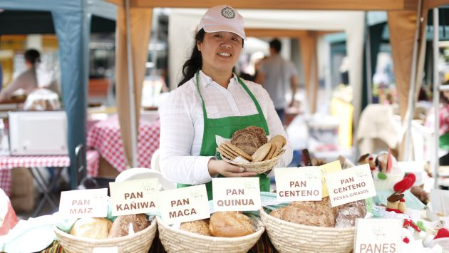 Iphi tanta, el negocio de panes artesanales que le permite crear y ...