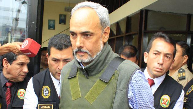 Dirigente chileno deja mal parado a Manuel Burga. (Martín Herrera)