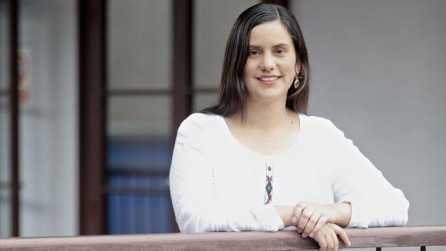 En carrera. Candidatura de Verónika Mendoza toma forma en encuestas nacionales. (Manuel Melgar/USI)