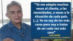 Luis Favre: 8 frases del nuevo asesor de César Acuña - Noticias de felipe belisario wermus