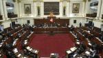 Pleno del Congreso respaldó informe sobre seguimiento que realizó la DINI a políticos, empresarios y periodistas - Noticias de victor isla