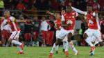 Independiente Santa Fe se coronó campeón de la Copa Sudamericana al vencer en penales a Huracán - Noticias de luis zapata