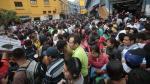 Municipalidad de Lima prohibió ingreso de vehículos al Mercado Central y Mesa Redonda por medida de seguridad - Noticias de ramon miranda