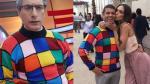 'Esto es Guerra': Yaco Eskenazi lució en público la chompa de Federico Salazar - Noticias de federico salazar