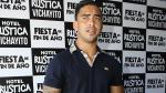 Diego Chávarri, pareja de Melissa Klug, fue detenido por la Policía en Miraflores [Video] - Noticias de casimiro ulloa