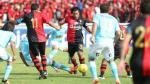 Melgar derrotó 3-2 a Sporting Cristal en Arequipa y se coronó campeón nacional [Fotos y video] - Noticias de cesar pereyra