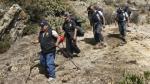 Arequipa: Policía rescató a 6 turistas que se extraviaron camino al volcán Misti - Noticias de anibal paredes