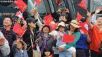 Callao: Buque hospital chino 'Arca de la Paz' atendió a 2,000 pacientes peruanos [Fotos y Video] - Noticias de hospital naval del callao