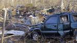 EEUU: Tornados en Mississippi, Tennessee y Arkansas dejan 25 muertos [Fotos] - Noticias de fenómenos atmosféricos
