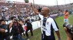 Waldir Sáenz se emocionó hasta las lágrimas en su partido de despedida [Fotos y videos] - Noticias de luis saenz