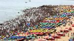 Atención: 69% de playas de Lima no son saludables, según Digesa - Noticias de elmer quichiz