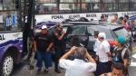 Av. Brasil: Reportan triple choque entre dos buses y una camioneta - Noticias de accidentes de tránsito