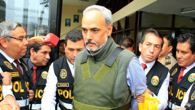 Manuel Burga será interrogado hoy (USI)