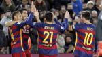 Barcelona goleó 4-0 a Real Betis del 'Loco' Vargas y sigue en la punta de la Liga española - Noticias de heiko westermann