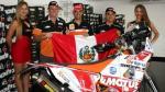 Dakar 2016: Los pilotos peruanos ya están listos para competir en Argentina - Noticias de felipe rios