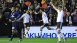 Real Madrid igualó 2-2 con Valencia y se aleja de la punta de la Liga española - Noticias de alvaro negredo