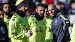 Zinedine Zidane fue ovacionado en su primer entrenamiento como DT del Real Madrid - Noticias de reyes magos