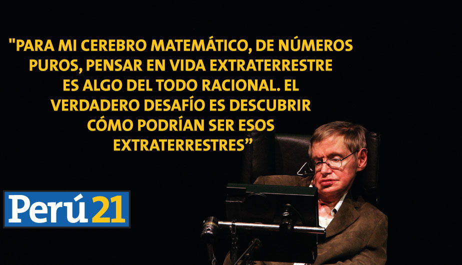 Stephen Hawking: 10 frases para celebrar sus 74 años ...