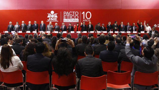 Cuatro partidos no entregaron información financiera a la ONPE. (Perú21)